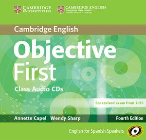 Objective First for Spanish Speakers Self-Study Pack (Student's Book without Answers, 100 Writing Tips, Class CDs (2)) 4th Edition (Inglés) Tapa blanda – 20 julio 2014